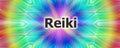 Reiki energy mandala