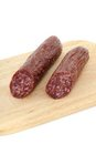 Reindeer salami Royalty Free Stock Images