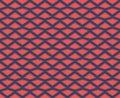 Rejilla de polígonos Imagenes de archivo