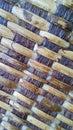 Relate handmade craft ubonratchatani thailand Royalty Free Stock Images