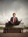 Relax elevation Royalty Free Stock Photo