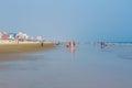 Relax On The Sunny Beach