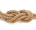 Reliable knot Royalty Free Stock Photo