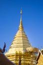 Relics this photo are taken at doi suthep mountain this is call phra that doi suthep mountain at chiang mai thailand Royalty Free Stock Photos