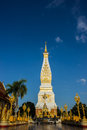 Relics in thai the big Royalty Free Stock Photography