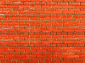 Relief on a brick surface Royalty Free Stock Images