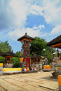Religion worship place hindu bali temple Royalty Free Stock Photos