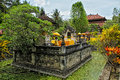 Religion worship place hindu bali temple Royalty Free Stock Photo