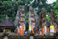 Religion worship place hindu bali temple Stock Photo