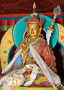 Religious buddhist figure Royalty Free Stock Photography