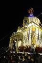 Religious ceremonies paro bhutan september bhutanese people joined on september in paro bhutan Stock Photography