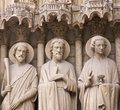 Religious Figures Stock Photography