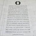 Religious Freedom Royalty Free Stock Photo