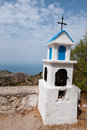 Religious Greek memorial item Royalty Free Stock Photo