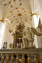 Religious statues and monuments Royalty Free Stock Photos