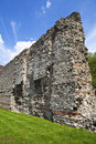 Remains of London Wall Royalty Free Stock Images