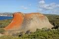 Remarkable rocks australia flinders chase national park kangaroo island south Stock Images