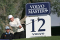 Remesy, Volvo Masters, Valderrama, 2005 Royalty Free Stock Photo