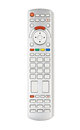 Remote control with empty buttons Royalty Free Stock Photo