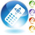 Remote Control Icon Stock Photo