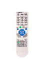 Remote control on white background Royalty Free Stock Image