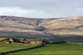 Remote Northumbrian Farm Royalty Free Stock Photo