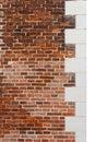Renaissance Brick Wall