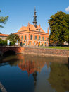 Renaissance building of Old Town Hall in Gdansk, Poland Royalty Free Stock Photo