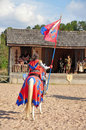 Renaissance Festival knight Royalty Free Stock Photo