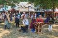 Renaissance Musicians Royalty Free Stock Photo
