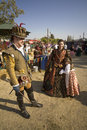 Renaissance Pleasure Faire Participants 1 Stock Photos