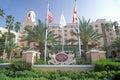 Renaissance Vinoy Resort, formerly the Stouffer Renaissance Vinoy Resort, St. Petersburg, Florida Royalty Free Stock Photo