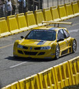Renault Megane Trophy Portrait Royalty Free Stock Photography