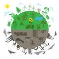 Renewable Energy Versus Tradit...