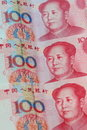 Renminbi or Chinese Yuan Royalty Free Stock Photography