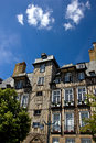 Rennes historic buildings Stock Photography