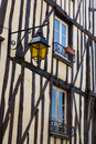 Rennes's architecture Royalty Free Stock Image