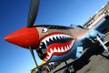 Reno Air Races Royalty Free Stock Photo