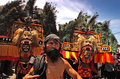Reog ponorogo Stock Photography