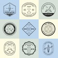 Repair Workshop Emblems