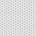 Repeat ornamental background, vector seamless pattern