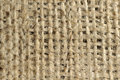 Repeatable burlap pattern Stock Photography