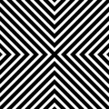 Repeatable geometric texture. Seamless minimalist monochrome pat