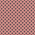 Repeating pattern seamless color vector graphics Stock Image