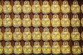 Repetitive Buddha Royalty Free Stock Photo