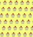 Repetitive design illustration Royalty Free Stock Photo