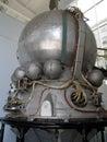 Replica of a spaceship vostok kaliningrad august in museum on august in kaliningrad russia the first human spaceflight in history Stock Photos