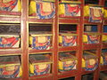 Repository of books scripture library tibet Royalty Free Stock Photos