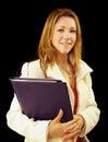 Representante de vendas Imagem de Stock Royalty Free