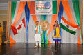 Republic day of india celebrations toronto ontario canada st february sunday brampton— brought hundreds out to the pearson Royalty Free Stock Photo